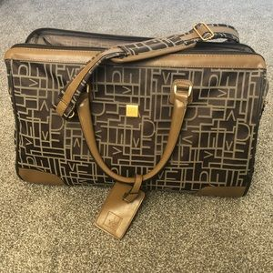 Diane von furstenberg travel bag